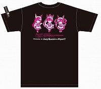 【REAR】メイクイーン+ニャン2 Tシャツ.jpg